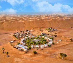 Sama al Wasil Desert Camp, Kempingy - Shāhiq