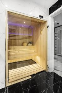 Apartament Zacisze z prywatną sauną