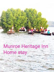 Munroe Heritage Inn Home stay