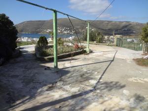Overlooking Gavrio. Andros Greece