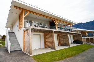 Appartement pour 4 personnes avec piscine et tennis de copropriété - Hotel - Lathuile