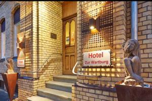 Hotel Zur Wartburg - Langenberg