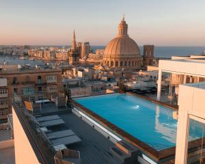 The Embassy Valletta Hotel
