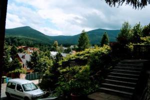 Pokój z widokiem na góry