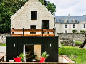 Chez Laurence du Tilly Lannexe