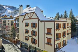 Montaneros in Vail, a Destination by Hyatt Residence - Hotel - Vail