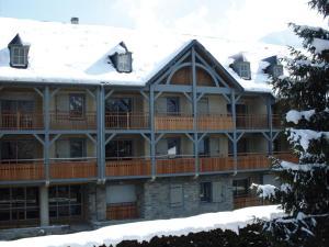 Lagrange Vacances Le Clos Saint Hilaire*** - Hotel - Saint-Lary Soulan
