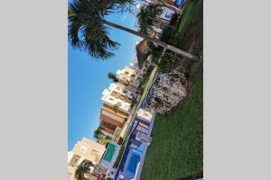 Departamento Económico Aire Acondicionado con Alberca y palapa en Cancún
