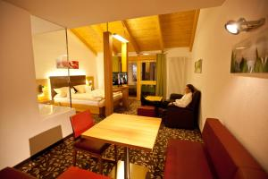 Hotel und Appartementhof Waldeck, Hotel  Bad Füssing - big - 37