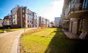 Sopocka Rezydencja Apartament Turkusowy