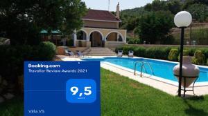 Villa VS Aegina Greece