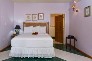 Deluxe Queen Room with Terrace The Villas at Sunset Lane
