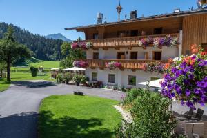 Hotel Feriengut Oberhabach - Kirchdorf