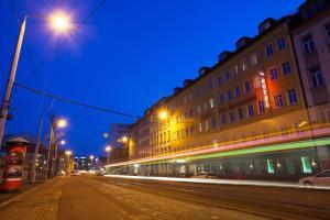 Centro Hotel Vier Jahreszeiten, Hotels  Leipzig - big - 1