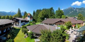H+ Hotel Alpina Garmisch-Partenkirchen, Отели  Гармиш-Партенкирхен - big - 6