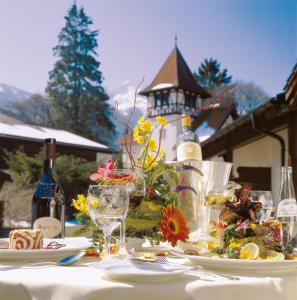 H+ Hotel Alpina Garmisch-Partenkirchen, Hotels  Garmisch-Partenkirchen - big - 20