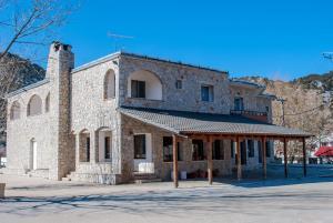 Hostels e Albergues - Hotel Gigilos Omalos
