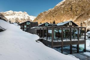 Mirtillo Rosso Family Hotel - Alagna Valsesia