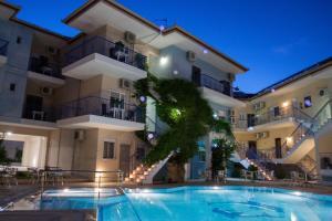 Stratos Hotel, Hotely  Afitos - big - 45