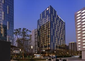 Hilton Garden Inn Shenzhen World Exhibition & Convention Center