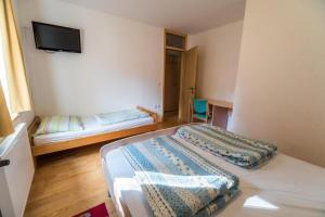 Rooms at Ruška & Čandrova koča