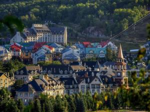 Accommodation in Mont Tremblant
