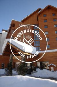 Hotel Le Pic Blanc - Alpe d'Huez