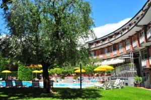 Hotel Continental, Garda, Italy   J2Ski