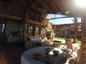 Casa Rural Cal Rei, Country houses  Lles - big - 65