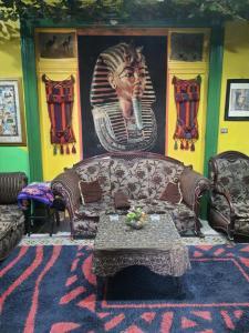 Хостел African House Hostel, Каир
