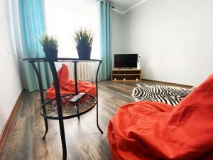 Апартаменты на Худайбердина 218А