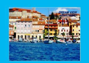 Dream View Apartment in Rovinj