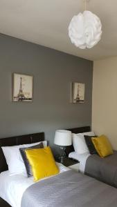 Canterbury Staycation#3 - Twin Single beds - Room near city centre