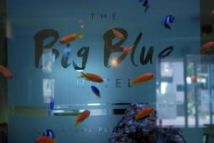 The Big Blue Hotel - Blackpool Pleasure Beach, Szállodák  Blackpool - big - 39