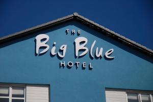 The Big Blue Hotel - Blackpool Pleasure Beach, Szállodák  Blackpool - big - 43