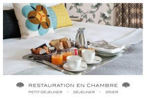 Location gîte, chambres d'hotes Castelbrac Hotel & Spa dans le département Ille et Vilaine 35