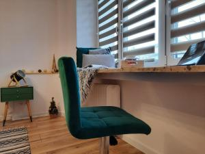 New cosy apartment Green Fish 7 min from CC