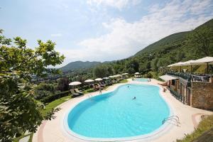 Residence Borgo Degli Ulivi, Apartmánové hotely  Gardone Riviera - big - 32