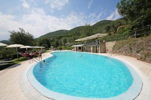 Residence Borgo Degli Ulivi, Apartmánové hotely  Gardone Riviera - big - 31