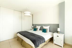 Florella République Apartment, Apartmány  Cannes - big - 1