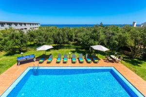 Pirgos Villas, with optional heated pool