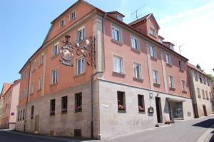 Gasthaus Zum güldenen Rößlein - Homburg