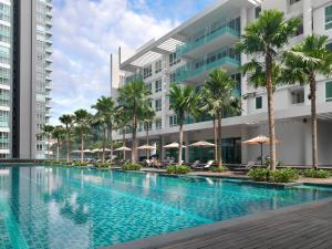 Lanson Place Bukit Ceylon Serviced Residences - Kuala Lumpur