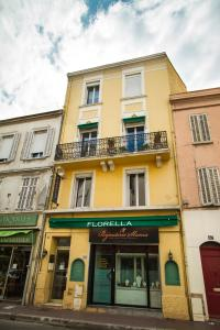 Florella République Apartment, Apartmány  Cannes - big - 54