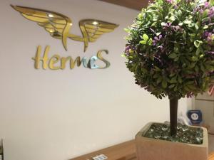 Отель Hotel Hermes, Каш