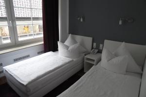 Hotel Rheingold, Szállodák  Düsseldorf - big - 38