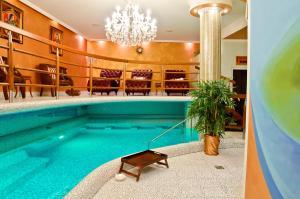 Golden Royal Boutique Hotel & Spa, Hotels  Košice - big - 46