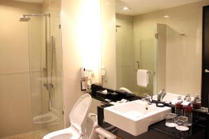 Grand Aston City Hall Hotel & Serviced Residences, Aparthotels  Medan - big - 42