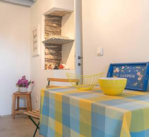 Cycladic Garden Getaway with Panoramic Views Andros Greece