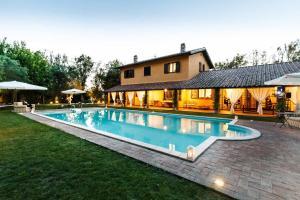Villa Cicognani - abcRoma.com